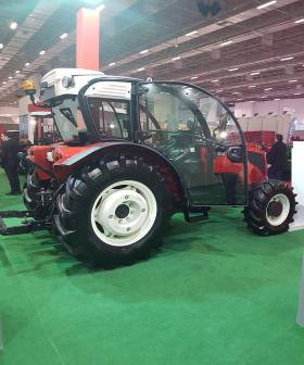 Трактор ArmaTrac 804.4 Cabin/FGarden