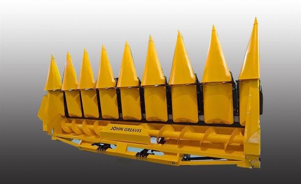 Жатка кукурузная Герингоф (Geringhoff) ЖК-80