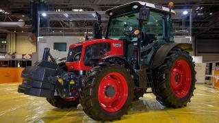 Трактор ArmaTrac 1254lux CRD4