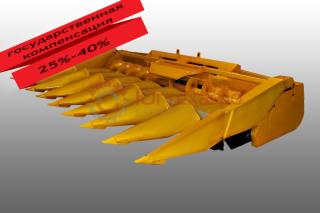 Жатка кукурузная на Бизон ЖК-60