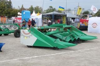Жатка КМС-8